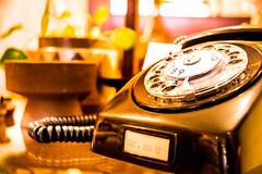 Retro (Maria Eklind) Tags: herrbuster limhamn fotosondag fotosöndag fs190210 phone retro vintage dof bakelit herrbusterlimhamn depthoffield skånelän sverige se