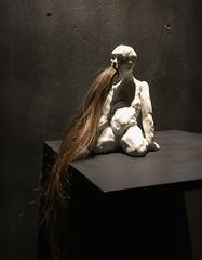 "Kamilla Sajetz Mathisen ""Svevn"" (svennevenn) Tags: utstillinger exhibitions bergen sculptures kamillasajetzmathisen"