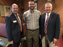 TN Commissioner of Agriculture Charlie Hatcher meetings
