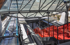 Sydney Metro - Cherrybrook revisted (7) (john cowper) Tags: sydneymetro cherrybrook station metrotrain metropolis alstom transportfornsw infrastructure openday sydney newsouthwales australia