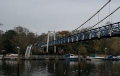 Photo of London Teddington Lock footbridges... (#0366)
