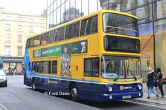 Dublin Bus AV247 (02D10247). (Fred Dean Jnr) Tags: dublinbusyellowbluelivery busathacliath dublinbus rend volvo b7tl alexander alx400 av247 02d10247 fleetstreetdublin november2013 fc02lwu 7up