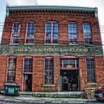 Booneville Missouri - Newton's Fidelity Floor - Ghost Sign thumbnail