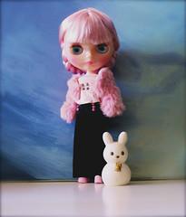 Pink Chic (sadaloha) Tags: blythe doll anniversary unicorn unicornprincess