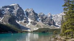 Moraine Lake 4 (MooseNut12) Tags: canonefm18150mm canoneosm5 alberta banffnationalpark banff morainelake
