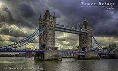 Tower Bridge (Fotomanufaktur.lb) Tags: tower bridge london themse england greatbritain river schoelkopf schölkopf canon