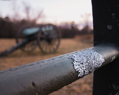 Cannon Wheel (1 of 1) (johnny.be.traveling) Tags: canon cannon war battle sunset wheel history virginia