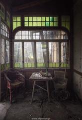 Abandoned villa (trip_mode) Tags: abandoned decay urbex urban exploration exploring trip derelict trespassing house architecture villa window mansion manor