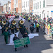 EASTERN NEW MEXICO GREYHOUND SOUND MARCHING BAND [ST. PATRICK'S DAY PARADE IN DUBLIN - 17 MARCH 2019]-150281