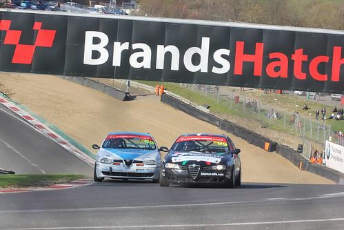 Alfa Romeo Championship - Brands Hatch 2019