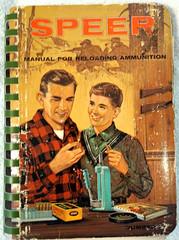 20190320_175813 (Mike Leavenworth) Tags: speer reloading handbook manual 7 1966