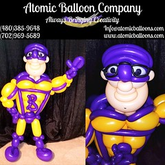 """Knowledge is power... a SUPER POWER!  Thank you to @bonnerelementary for having us at their """"Be a Superhero- READ"""" event! #wednesdaywisdom #lasvegaslocals #champion #balloonartist   Atomic Balloon Company brings World Champion Balloon Artistry to every pa (Atomicballooncompany) Tags: delivery balloon read vegas balloons lasvegasstrip superhero balloondecor partydecorations enterprisenv balloonart lasvegaslocals bonnerelementary centennialhillsnv northlasvegas balloonartist summerlinlv champion party wednesdaywisdom hendersonnv"""