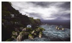 Ukivok II (Saga Mea) Tags: landscape sea island ukivok sl secondlife sky nature virtualworld digitalart 3dart clouds
