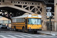 IMG_4918 (GojiMet86) Tags: nyc new york city bus buses 2000 amtran ic international 3800 68 22nd street queens plaza south 1hvbjabnxya930346 educational transportation