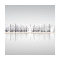 phalanx   japan, 2019 (philippdase) Tags: japan longexposure fineart water philippdase pentaxk1 pentax beach ocean sea seascape minimalism mutedcolors phalanx