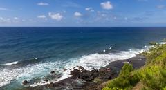Gris Gris, Mauritius / Мыс Гри Гри, Маврикий (dmilokt) Tags: природа nature пейзаж landscape песок sand цвет color colour пляж beach море океан sea ocean dmilokt