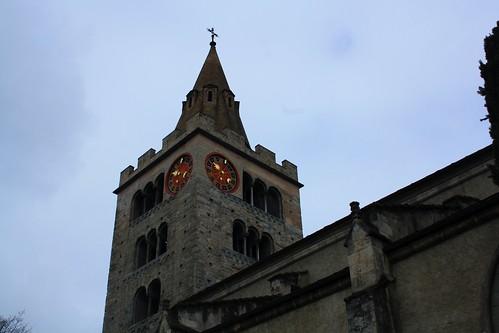 Cathédrale Notre-Dame de Sion /  Cathedral of Our Lady of Sion / Катедралата в Сион