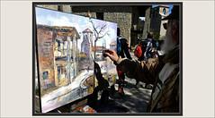 MONTCLAR-PINTURA-CASSERRES-FOTOS-PINTANDO-CUADROS-PAISAJES-PUEBLOS-BERGUEDÀ-CATALUNYA-ARTISTA-PINTOR-ERNEST DESCALS (Ernest Descals) Tags: montclar berguedà barcelona catalunya catalonia cataluña pueblo pueblos poble pobles comarca montaña montañas paisatge paisatges airelibre airelliure esglesia romànica iglesia romànic romanico historia iglesias romanicas paisaje paisajes landscape landscaping ajuntament caseron frio temperatura luz primavera spring nevadas altura iluminacion pintar pintando pintant fotos pictures muntanya paint painting paintings art artwork arte pintura pintors pintor pintores painters painter pintues quadres cuadro cuadros pintures ernestdescals arboles piedra losas paseo personas atmosfera hostal caballete plastica paisajistas paisatgistes artistes