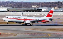 MSP N915NN (Moments In Flight) Tags: minneapolisstpaulinternationalairport msp kmsp mspairport aviation avgeek speciallivery twa heritage retro special livery n915nn americanairlines boeing 737 b738 737800 737823