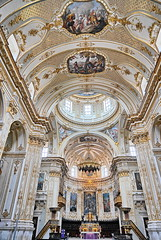 Bergamo Cathedral..Città Alta..Bergamo (SonyLeo) Tags: sonyilce7m2 sonya7m2 sonyfe24105mmf4goss fe24105mmf4goss bergamocathedral bergamo
