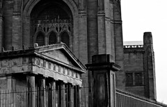 Cathedral (ronramstew) Tags: cathedral liverpool merseyside bw blackandwhite