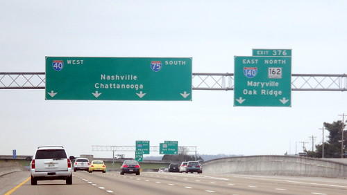 Flickriver: Most interesting photos from Tennessee Road Signs pool