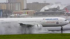 CS-TSU Boeing 767-34PER (P.J.V Martins Photography) Tags: cstsu boeing b767 plane aeroplane aircraft airliner aircarft jetliner lisboa lisbon portugal