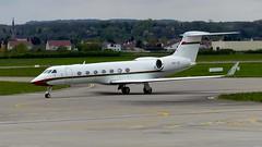 A4O-AE (Breitling Jet Team) Tags: a4oae royal flight oman gulfstream aerospace gv euroairport bsl mlh basel flughafen lfsb eap