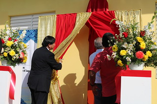 Japan Grassroots Human Security Grant Donations Bishop Martin