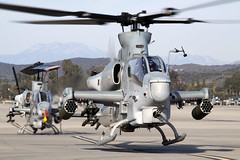 168052_ZuluCobra_USMarineCorps_Pendleton_Img01 (Tony Osborne - Rotorfocus) Tags: 2012 camp pendleton california united states marine corps usmc bell ah1 ah1z viper cobra