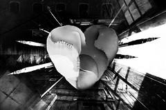 HeartBeat (Skyler Brown Art) Tags: angst art artwork bw blackwhite blackandwhite broken creepy dark darkness digital digitalart emotional gothic heart heartbreak industrial intense love macabre photoshop sad shadows surreal surrealism locke california usa