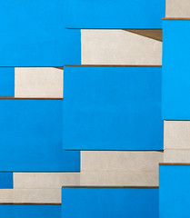 Abstract Architecture, Cabo Roig, Spain (Larry Dalton) Tags: caboroig spain architecture abstract blue colour color geometric rectangle