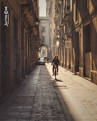 On my first day in Barcelona we talked down this road to find the local tapas. As we walked down along this road the sun was beaming down casting a contrasting scene this lady was riding her bike towards me. · · · · · #barcelona_turisme #barcelonagram #st (justin.photo.coe) Tags: ifttt instagram on first day barcelona we talked down this road find local tapas as walked along sun was beaming casting contrasting scene lady riding her bike towards me · barcelonaturisme barcelonagram streetart photography igersbarcelona travelphotography street travelblogger streetlife streetwear travelgram streetphotography barcelonalovers barcelonacity barcelonainspira catalunya instagood travel traveling travelling streetphotoclub streetstyle instatravel bcn photooftheday traveler traveller justinphotocoe lumixg9