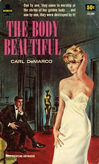 Midwood Books 32-589 - Carl DeMarco - The Body Beautiful (swallace99) Tags: midwood vintage 60s sleaze paperback
