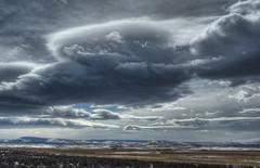 A storm is on the way (turbguy - pro) Tags: laramie wyoming clouds