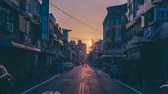 高雄落日 (aelx911) Tags: a7rii a7r2 sony gmaster fe2470mmf28gm fe2470 fe2470gm landscape sunset taiwan kaohsiung night street 台灣 高雄 落日 美景
