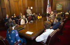 Meeting Dale County Youth Leaders145