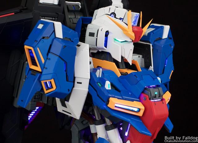 BSC Zeta Gundam Bust 12 by Judson Weinsheimer