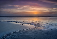See what`s around the bend. (Through Bri`s Lens) Tags: sussex worthing sunset lowtide lowtidereflection tidepool cold brrrrr wind longexposure sky skies leefilters0609softndgrads leelittlestopper brianspicer canon5dmk3 canon1635f4