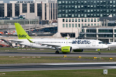 YL-CSK_20190401_49311_M (Black Labrador13) Tags: ylcsk airbus a220 a220300 cs300 bombardier air baltic bru ebbr avion plane aircraft vliegtuig airliners civil