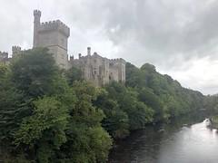 Lismore Castle (David Jones) Tags: ireland countywaterford lismore lismorecastle riverblackwater river castle