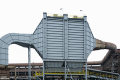 Huta im. T. Sendzimira (obecnie ArcelorMittal Poland Oddział Kraków) - Wielkie Piece, elektrofiltr namiarowni wielkiego pieca nr 5. / Tadeusz Sendzimir Iron&Steel Works (currently ArcelorMittal Poland Unit in Kraków) - electrostatic precipitator. (Cezary Miłoś Przemysł w fakcie i obrazie) Tags: cezarymiłoś cezarymiłośfotografiaprzemysłowa cezarymiłośfotografiaindustrialna cezarymilosindustrialphotography cezarymilos 2016 arcelormittal architekturaprzemysłowa arcelormittalpoland arcelormittalpolandoddziałkraków cracow małopolska małopolskie metalurgia metallurgy poland polska polen przemysłciężki przemysłmineralny przemysłmetalurgiczny electrostaticprecipitator elektrofiltr elektrofilter ochronaśrodowiska elektrofiltrnamiarowni huta hutnictwo hütte hutaimtsendzimira hutasendzimira hts heavyindustry hochofen hutalenina hutaimlenina nowahuta kombinat układodpylania przemysłhutniczy odpylaczelektrostatyczny industry industrial industrie industrialarchitecture ironworks ironsteelworks eisenwerk odpylnia odpylanie металлургическийзавод доменнаяпечь