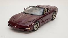 Corvette C5 50Aniv-01 (M3d1an) Tags: chevrolet corvette c5 50th anniversary 118 diecast autoart roadster