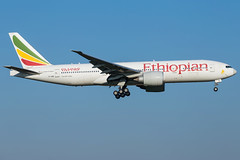 Ethiopian Airlines B777-260(LR) ET-ANO (wapo84) Tags: bru ebbr b777 etano ethiopianairlines