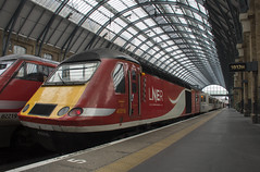 43316 (Lucas31 Transport Photography) Tags: trains railway class43 hst kgx lner ecml 43316