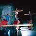 Mirabella Eclano (AV), 1979, Chiesa dell'Addolorata: veglia e partenza della processione del Venerdì Santo.