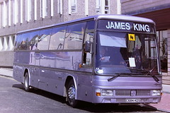 JAMES KING C684KDS (bobbyblack51) Tags: james king c684kds volvo b10m61 caetano algarve parks of hamilton ayr 1996
