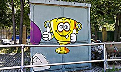 Berlin 2018.06.07. Mural 138.15 - FC Kreuzberg - 2014 (Rainer Pidun) Tags: mural streetart urbanart publicart berlin