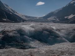 Athabasca Glacier (anthsnap!) Tags: canada alberta canadianrockies athabascaglacier columbiaicefield glacier