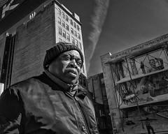 Market Street, 2018 (Alan Barr) Tags: philadelphia 2018 marketstreet marketstreeteast marketeast eastmarketstreet street sp streetphotography streetphoto blackandwhite bw blackwhite mono monochrome candid city people ricoh gr